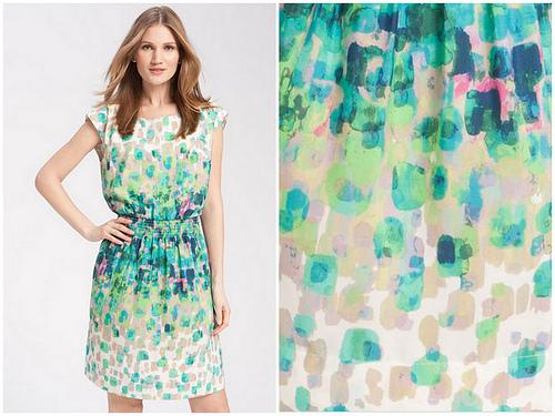 модные принты 2012, модные ткани 2012