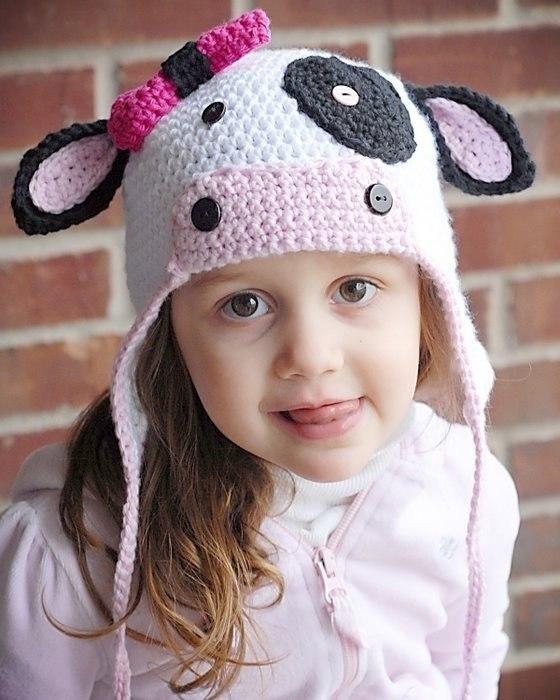 Вязание детских шапочек просто