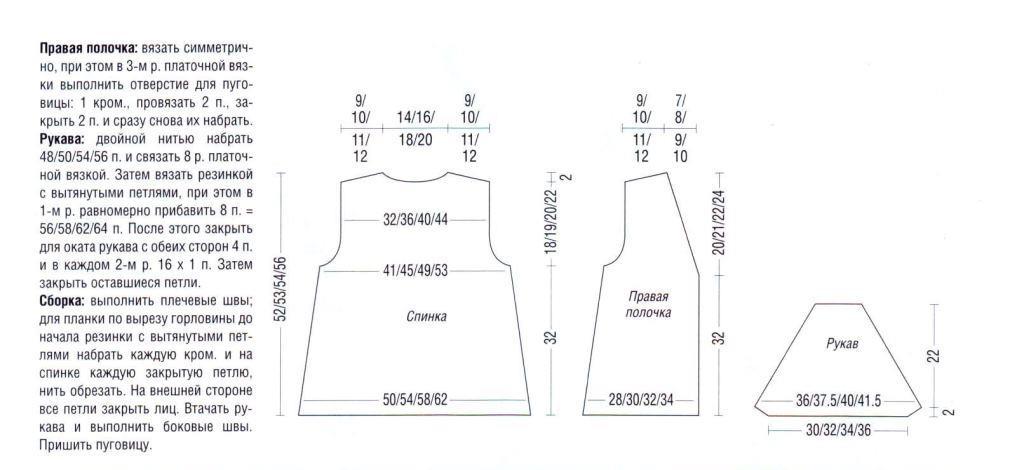 вязание, вязание жакеты кардиганы, вязание простые модели, вязание спицами туники платья, вязание схемы модели для женщин, вязаные платья со схемами