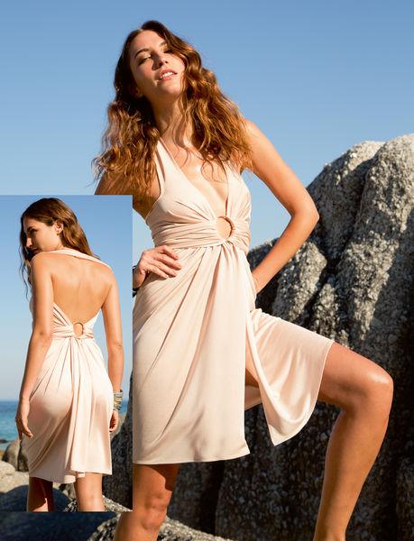 Платье 3 в 1 из журнала Бурда №7 2013