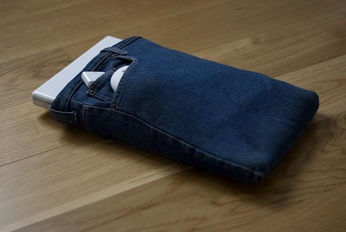 Чехол на телефон своими руками из джинса