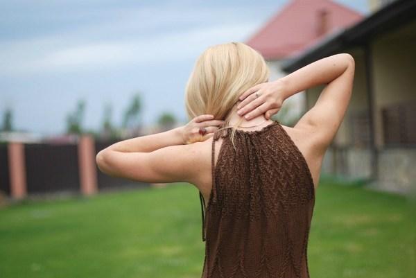 вязание, вязание схемы модели для женщин, вязание спицами туники платья,