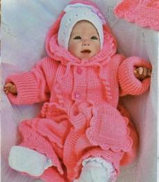 вязание для девочек, вязание, вязание для детей, вязание для новорожденных, вязание спицами,