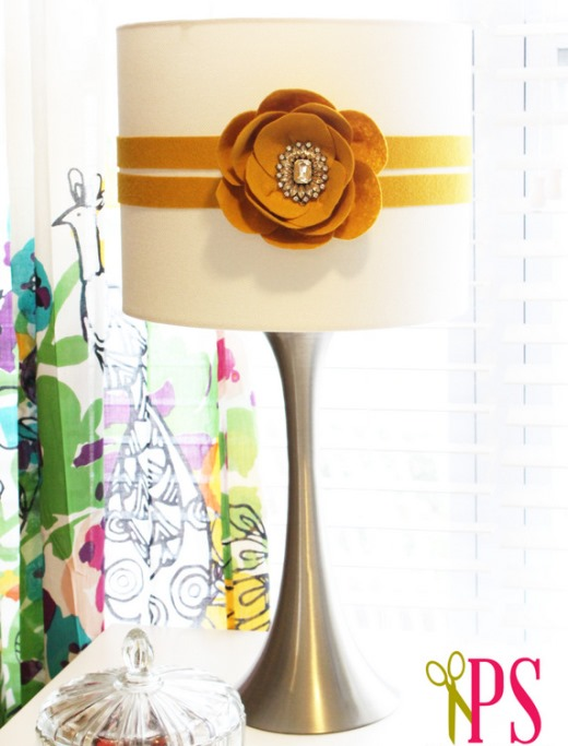 декор для дома, декор одежды своими руками, украшения своими руками, украшения своими руками для дома, Как сделать цветок из фетра своими руками