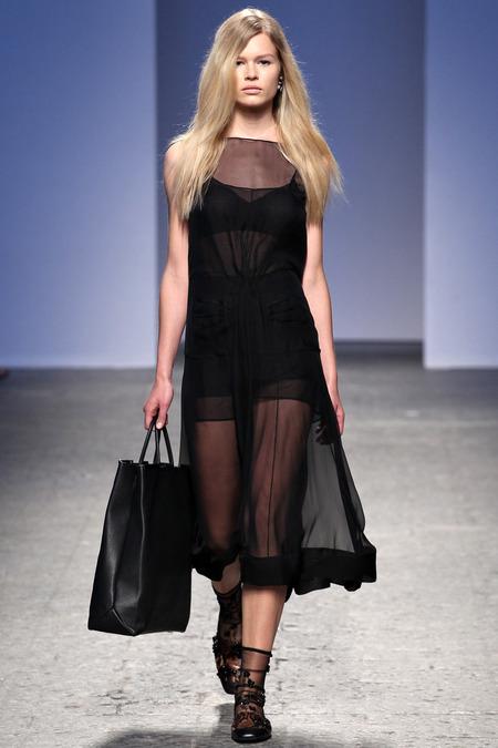 Alessandro Dell'Acqua 2014, дизайнерская одежда, модные тенденции, тенденции моды весна лето
