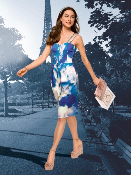 Бурда, бурда моден журнал, журналы по шитью, шитье, шитье для начинающих, шитье одежды, BURDA Шить легко и быстро Весна-Лето 2014