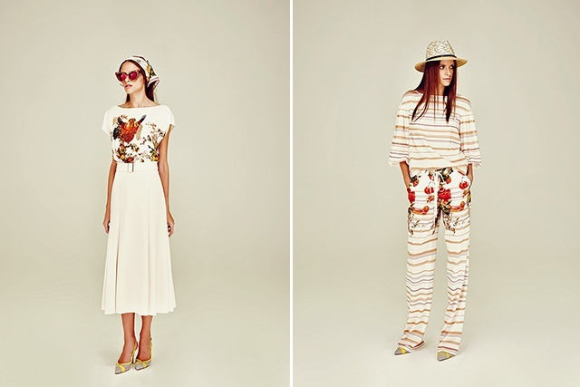 A LA RUSSE, модные тенденции, тенденции моды весна лето, дизайнерская одежда,