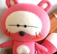 игрушки своими руками, шьем детям, шитье, мягкая игрушка выкройка, мягкая игрушка своими руками