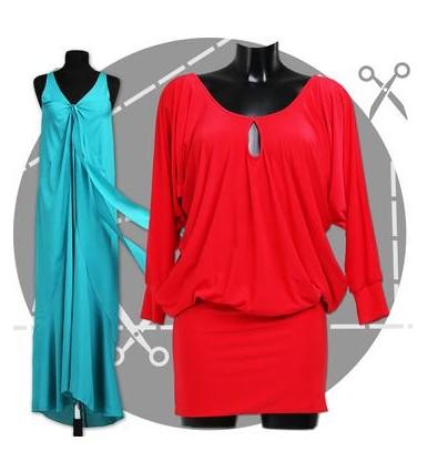 как научиться шить, шитье, шитье для начинающих, шитье одежды, шитье своими руками, набор по пошиву одежды