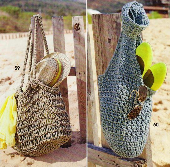 сумка своими руками, вязание