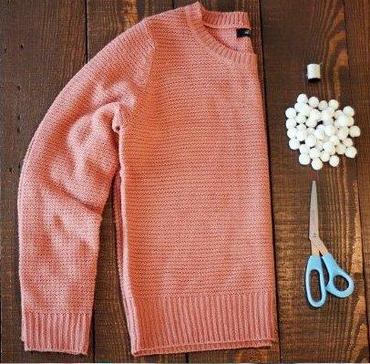 12 вариантов обновления свитера