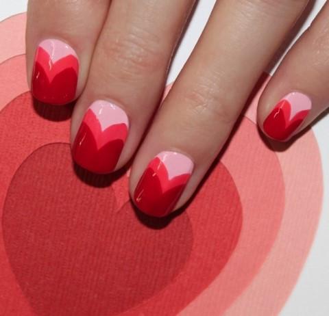 36 идей маникюра к Дню Святого Валентина