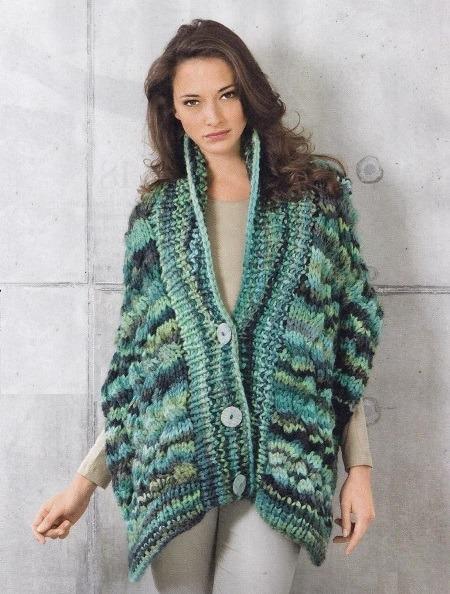 вязание, вязание для женщин, вязание спицами, накидки пончо,