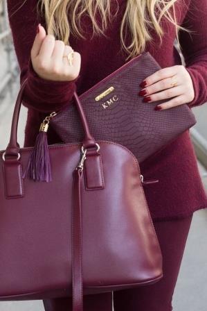 Марсала — самый модный оттенок 2015 года
