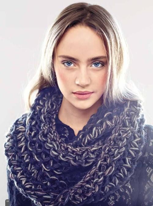 шарф хомут, вязание, вязание для женщин, вязание спицами, вязаные шарфы схемы,
