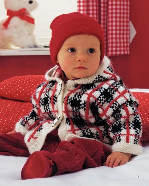 вязаная кофта для ребенка, вязание, вязание для детей, вязание для новорожденных, вязание спицами,