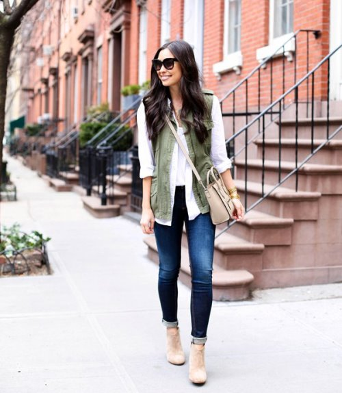 модные весенние образы, тенденции моды весна лето, street style,