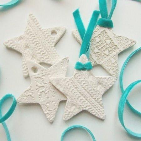 идеи необычных новогодних украшений и подарков