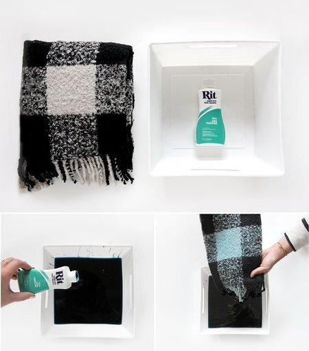 как переделать ненужный шарф