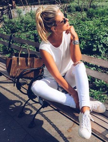 Летние тренды женской моды 2016 в стиле casual