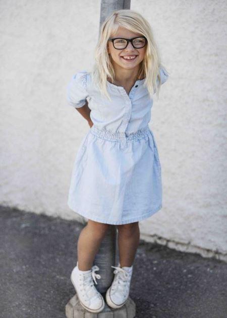 15 идей летнего стиля для маленьких девочек