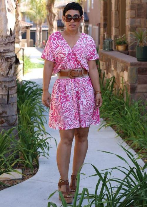 Платье простая выкройка