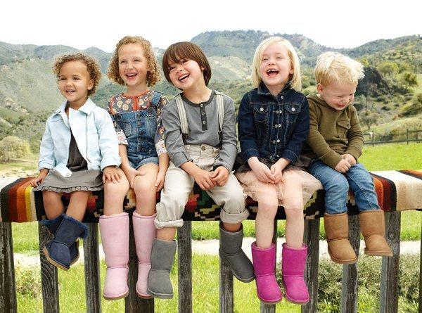 Угги для детей от Australia UGG