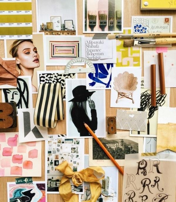 StyleBoard - как сделать доску вдохновения