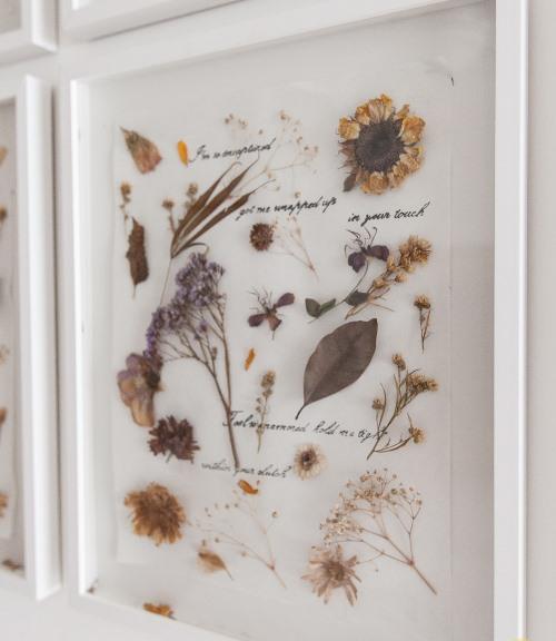 5 крутых идей рукоделия #3: используем остатки, собираем гербарий и обновляем браслет