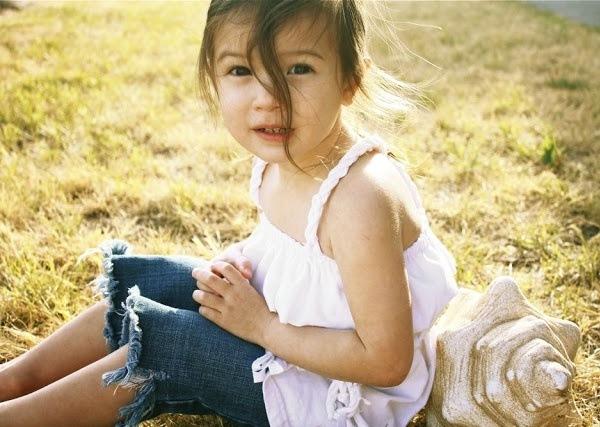 Платье-сарафан для девочки из футболки