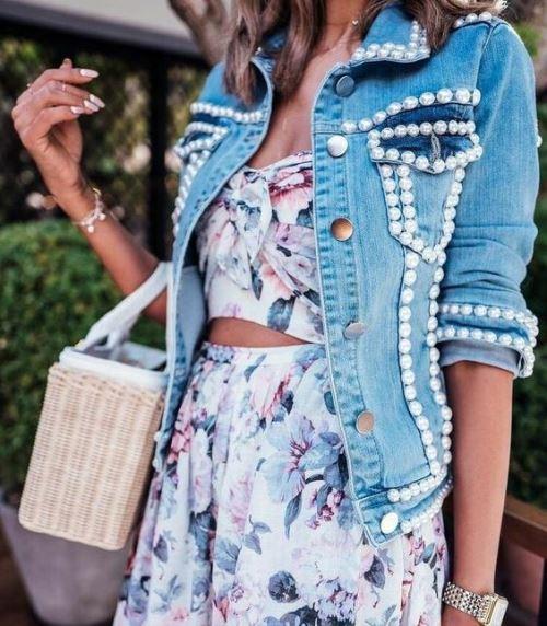 Модные тенденции: носим жемчуг
