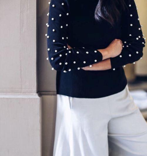 Модные тенденции: как носить жемчуг