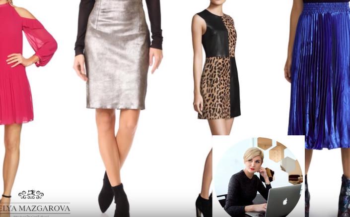 10 самых модных трендов в одежде. Осень 2017