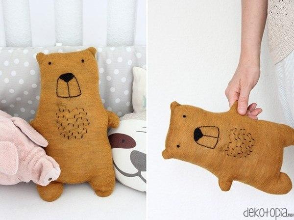 "Игрушка ""медвежонок"" своими руками"