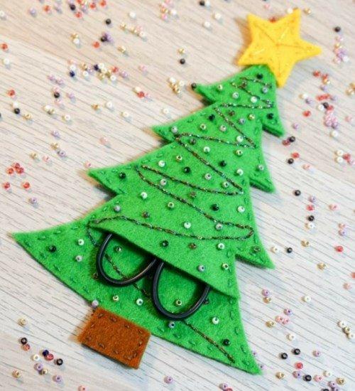 Идеи новогоднего рукоделия