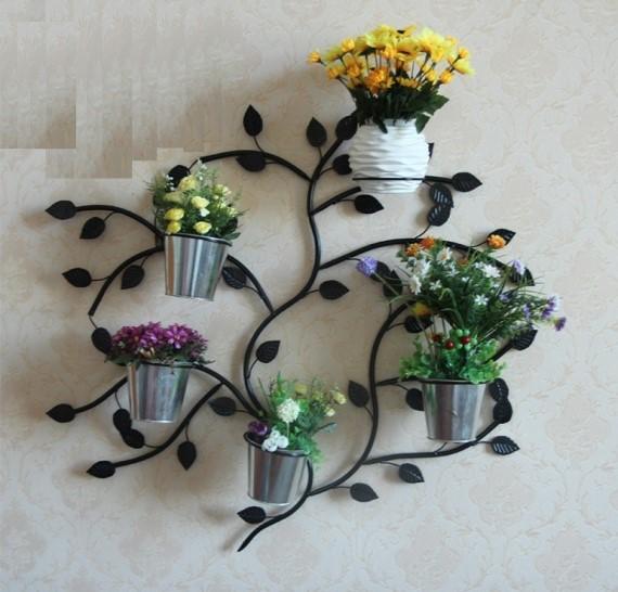 Дизайн интерьера при помощи растений