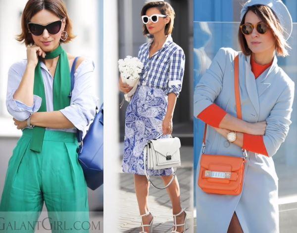 Модные советы от блогера-стилиста Елены Галант