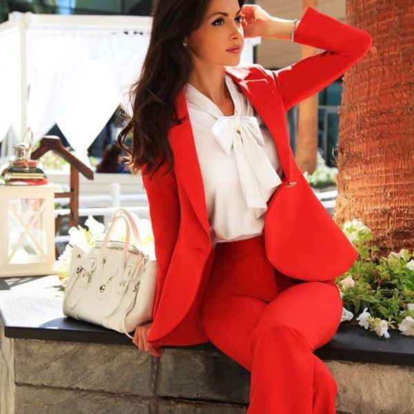 40 уроков стиля от блогера @_alena_alena_