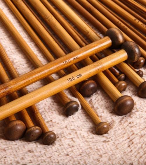 Товары для рукоделия: Бамбуковые спицы для вязания на Алиэкспресс