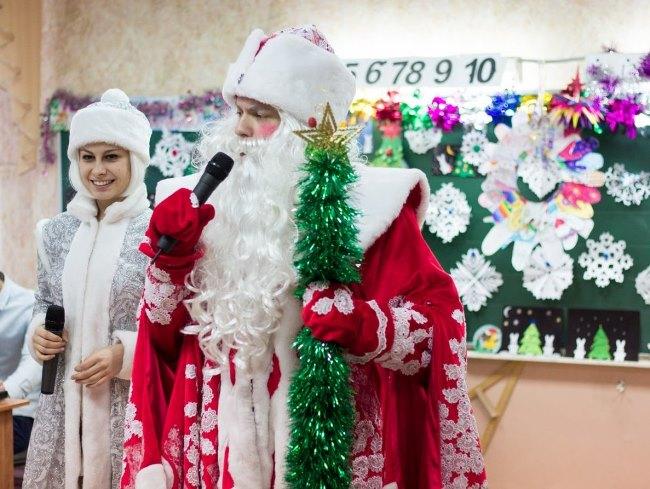 Веселый Новый Год: как сделать заказ Деда Мороза и Снегурочки