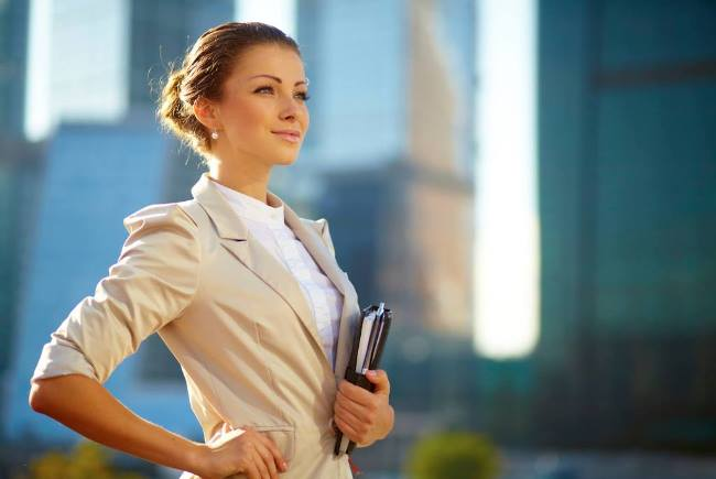 Бизнес-леди — стиль жизни