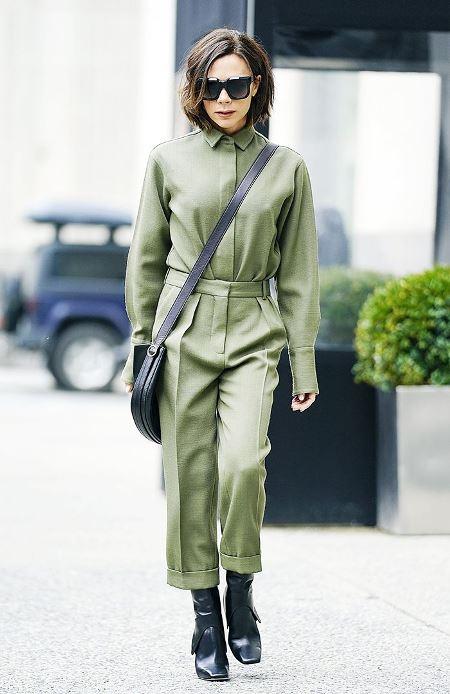 Идеи стиля от Виктории Бекхэм. 40 образов, из которых можно составить идеальный гардероб