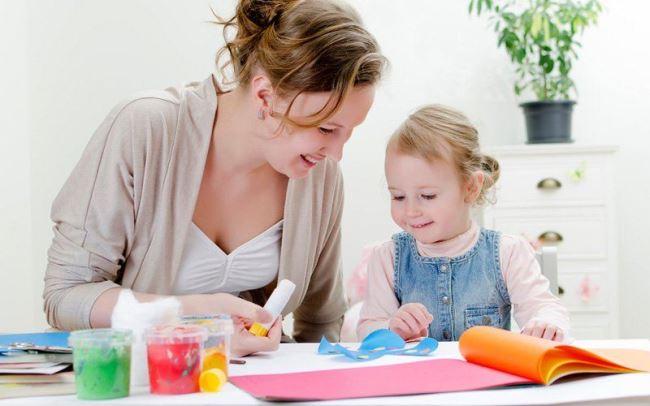 Развивающие занятия с ребенком дома