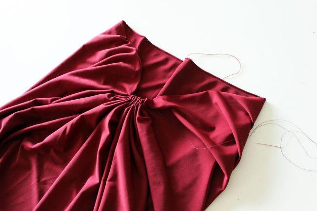 Как сшить пляжное платье в греческом стиле