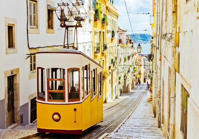 Самостоятельные туры по Португалии в Лиссабон