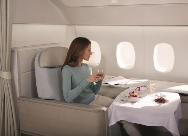 Путешествия на авиалиниях с комфортом