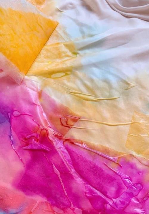 Как обновить платье-комбинацию