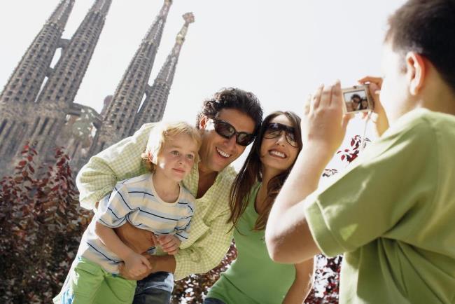 Отдых с семьей в Испании