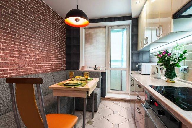 Основные моменты дизайна кухни