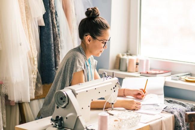 Как заработать на шитье? Даша Синёва